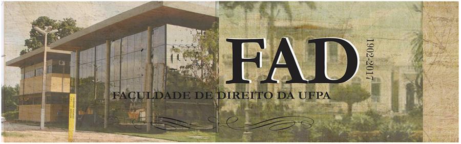 Faculdade de Direito - ICJ/UFPA
